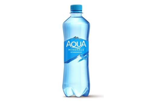Вода питьевая Aqua негазированная