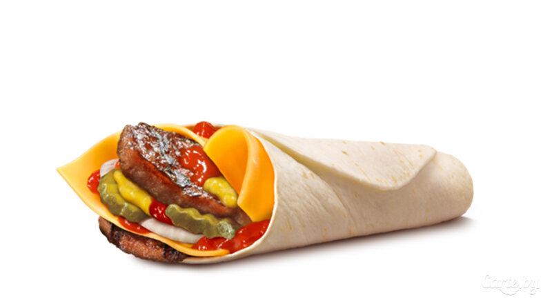 Чизбургер Ролл