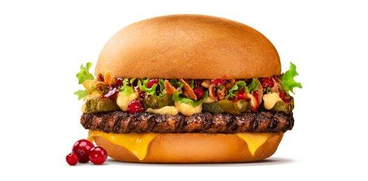 Шведский Бургер