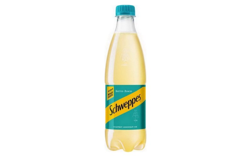 Напиток «Швепс Bitter Lemon»