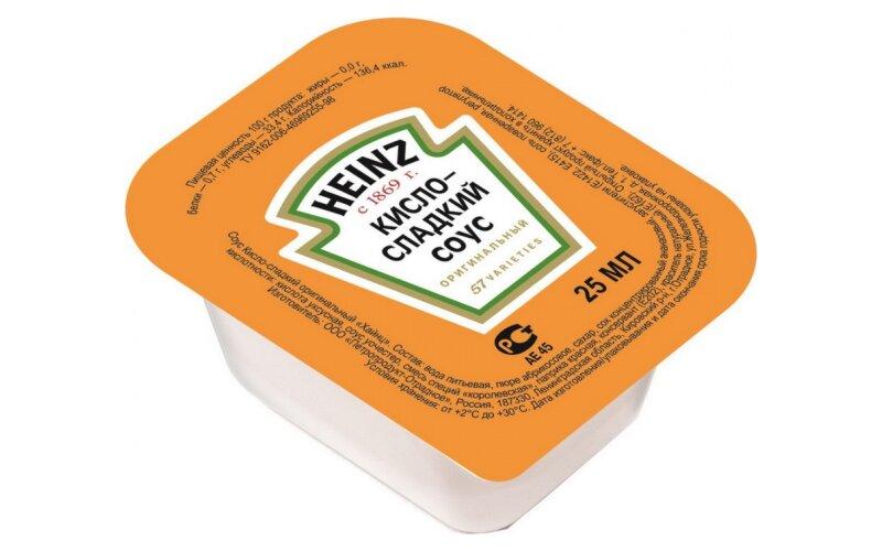 Соус «Heinz» кисло-сладкий