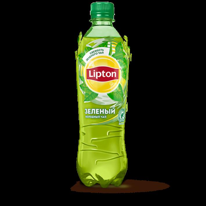 Напиток «Липтон холодный зелёныйчай»