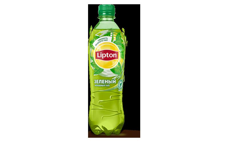 Напиток «Липтон холодный зелёный чай»