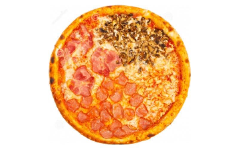 Пицца «Четыре сезона»