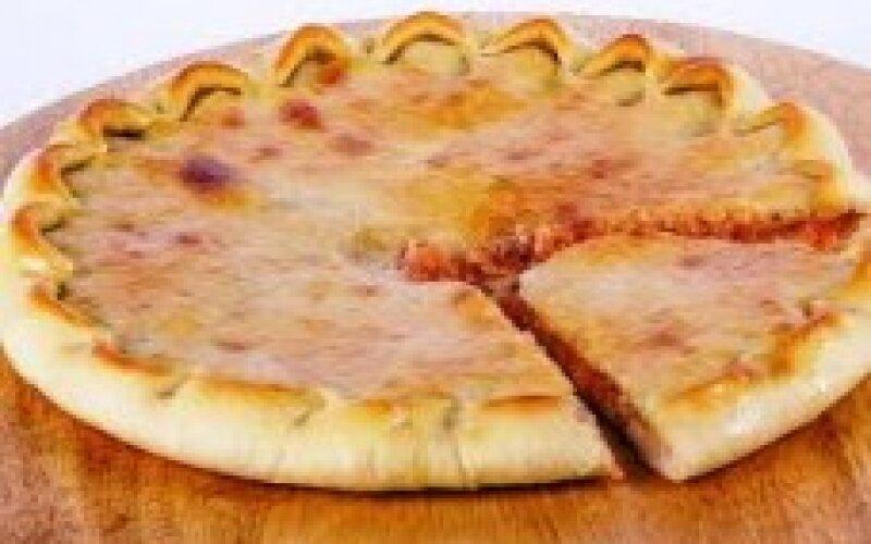 Пирог «Осетинский» изысканный