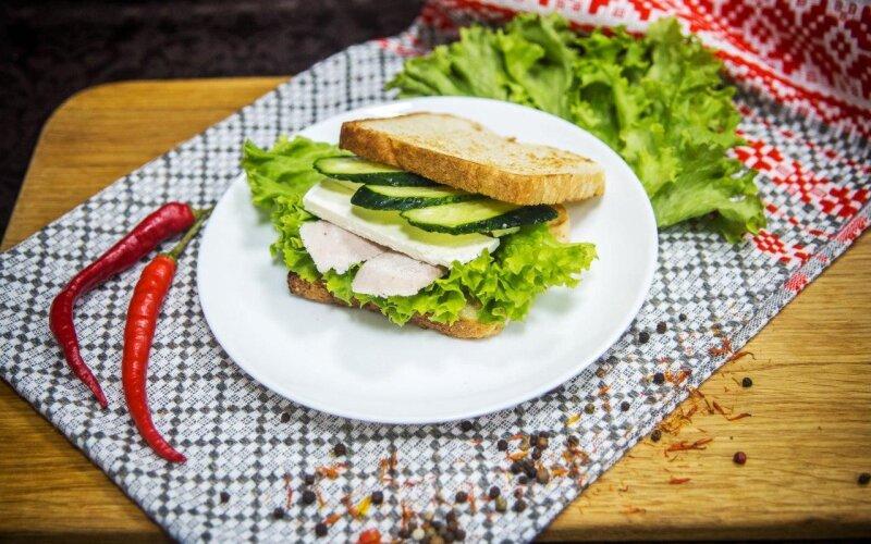 Сэндвич «Тётя Милли»