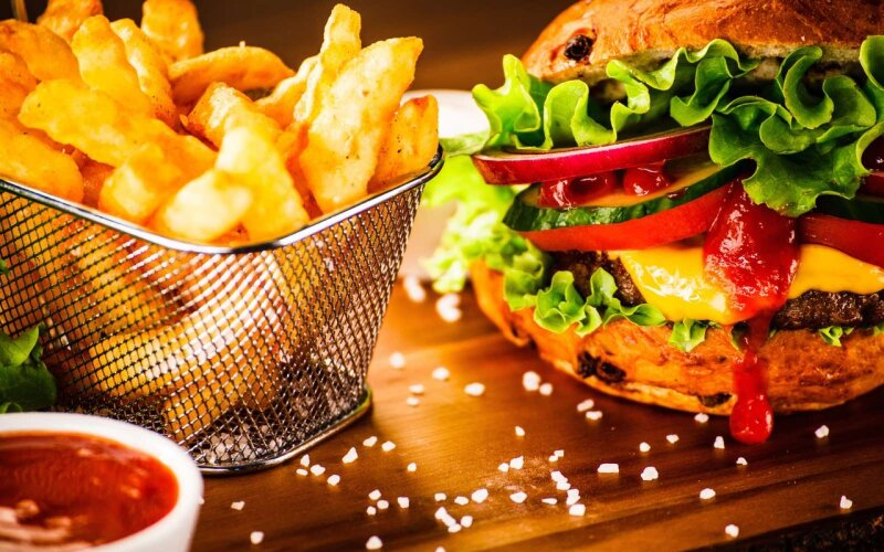 Комплекс «Бургер 8»