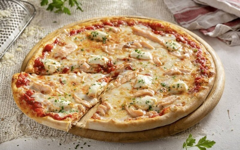 Пицца «Аль Сальмоне»