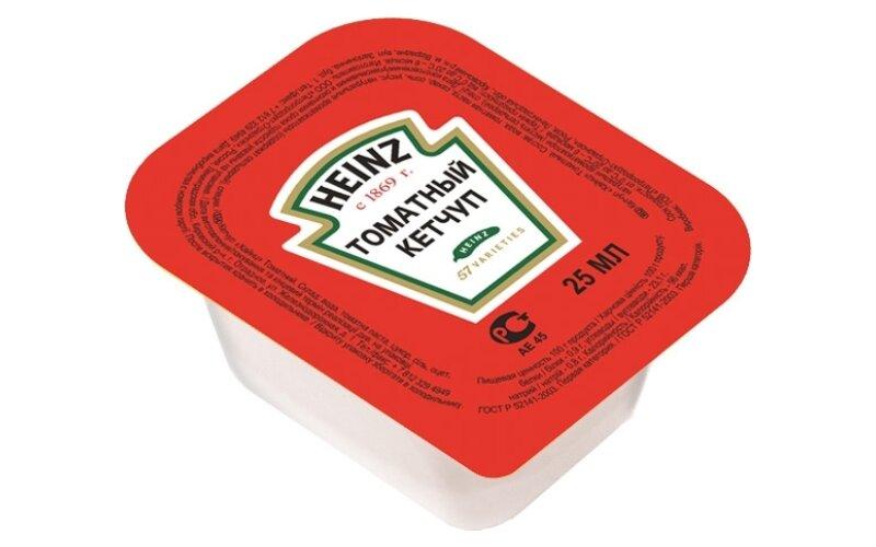 Соус Heinz кетчуп