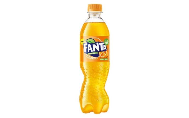 Напиток «Фанта»