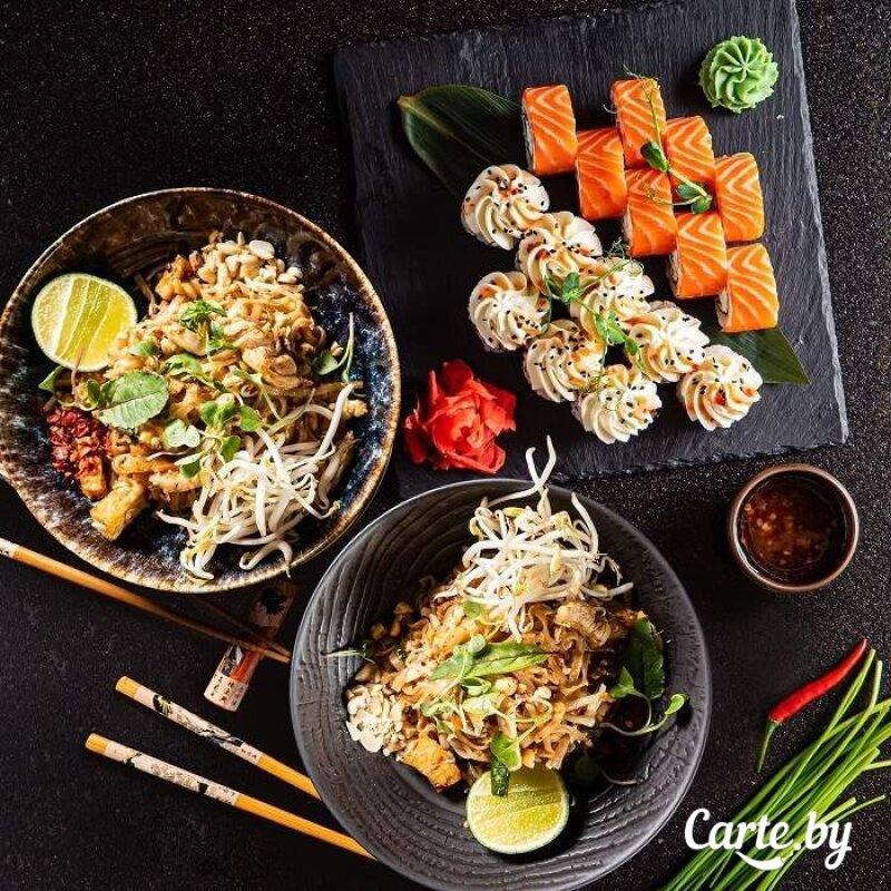 Суши-сет «Легкость бытия»