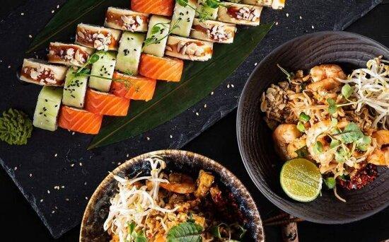 Суши-сет «Тайские каникулы»