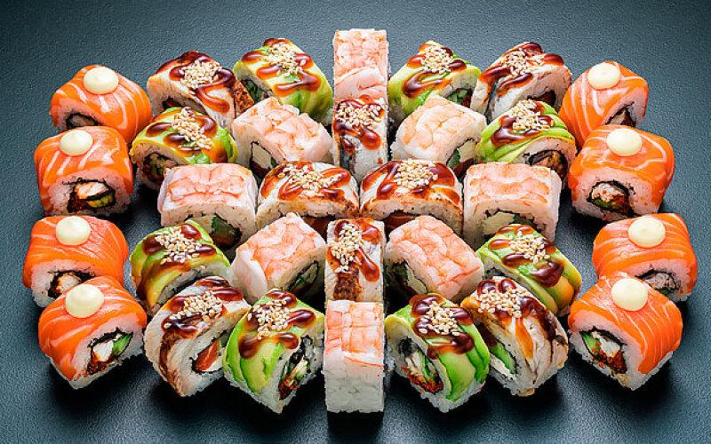 Суши-сет «Мега»