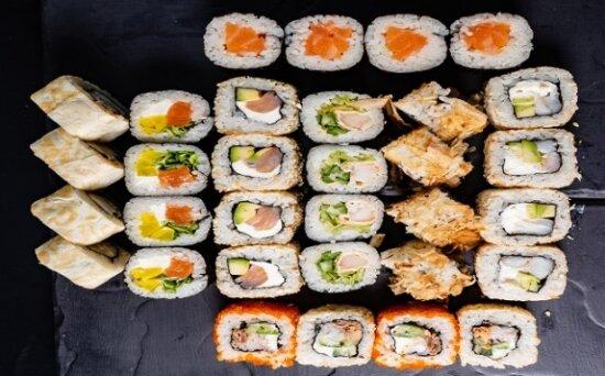 Суши-сет «На четверых»