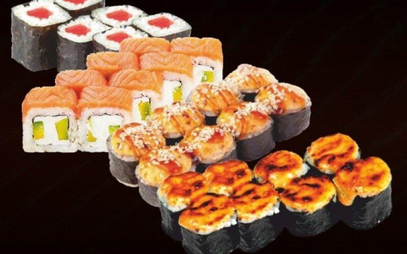 Суши-сет «Дуэт»