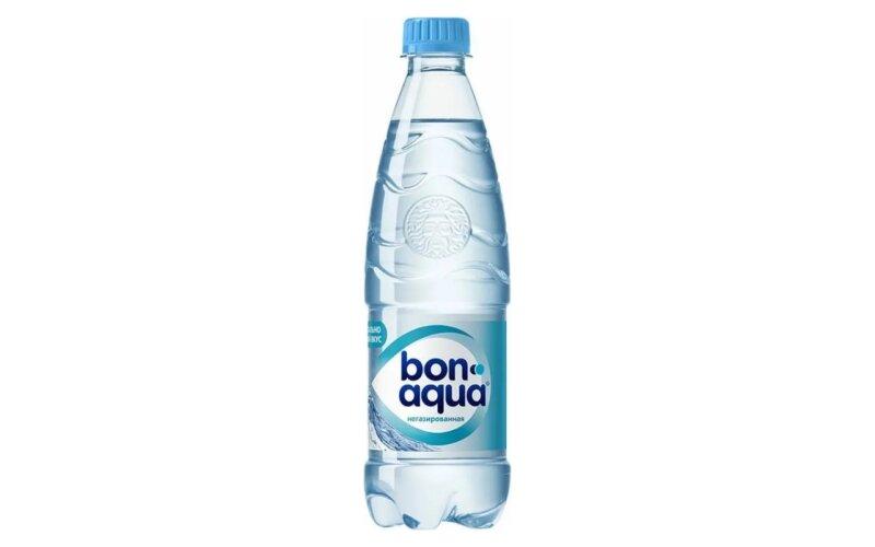 Вода питьевая «BonAqua» негазированная