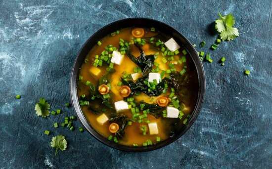 Суп «Мисоширо»