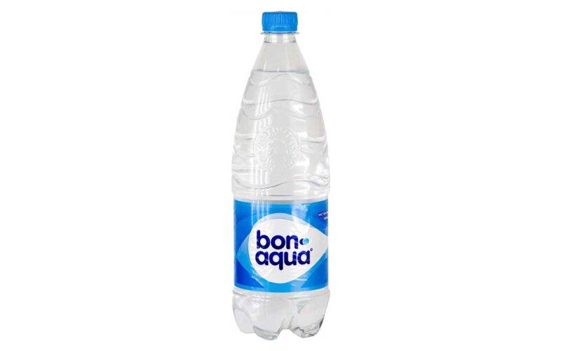 Вода питьевая BonAqua газированная