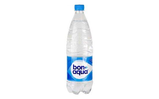 Питьевая вода BonAqua газированная