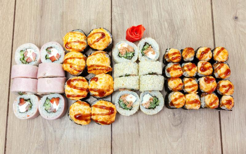 Суши-сет «Халява»
