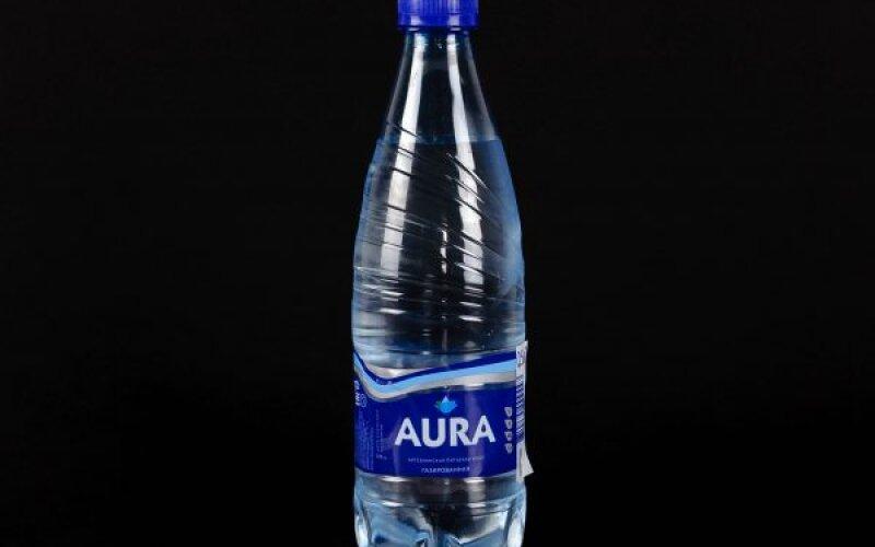 Вода питьевая «Аура» газированная