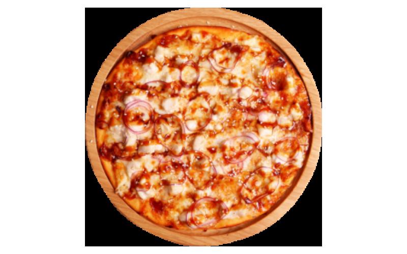 Пицца «Чико терияки»