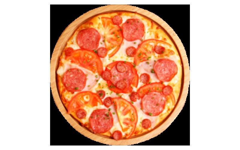 Пицца «Мясной микс»