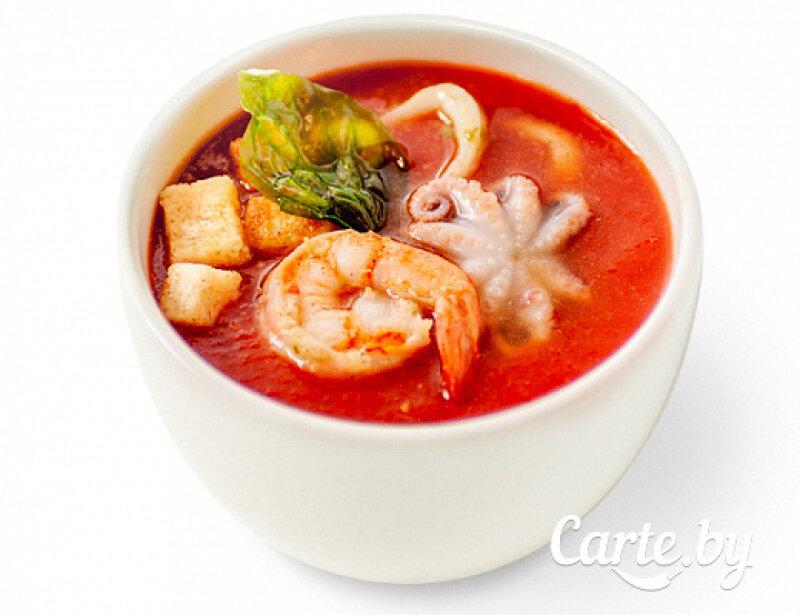 Суп «Гаспачоширу»