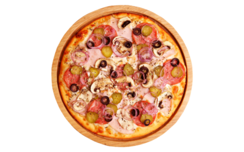 Пицца «Крестьянская»