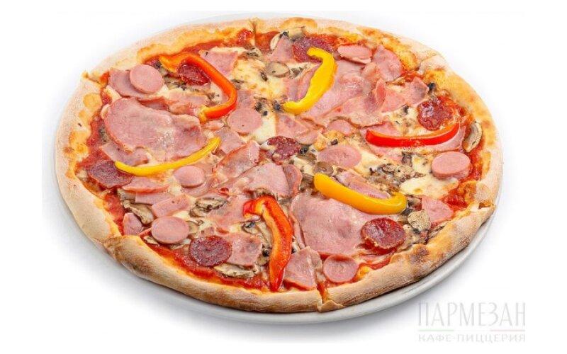 Пицца BIG «Пармезан»