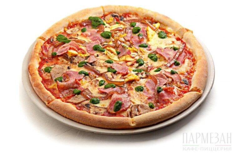 Пицца BIG «Барбекю»