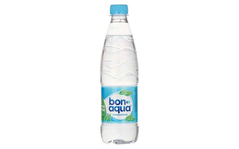 Питьевая вода «BonAqua» негазированная