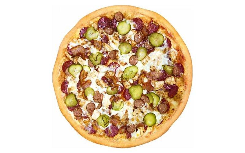 Пицца «BBQ City»