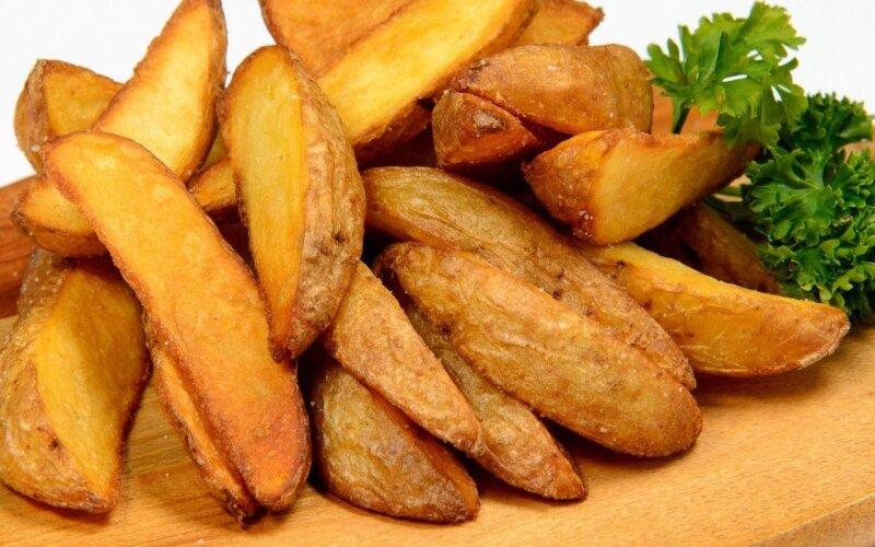 Картофель «По-деревенски»