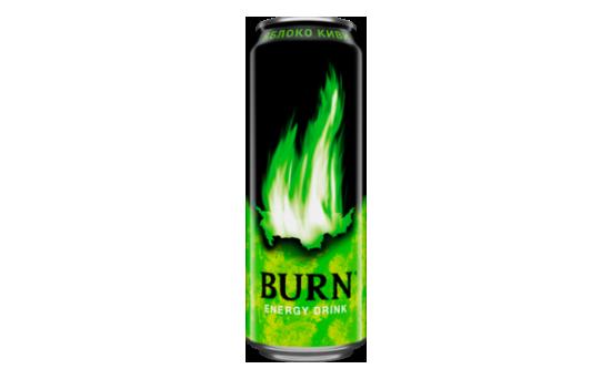 Burn яблоко-киви