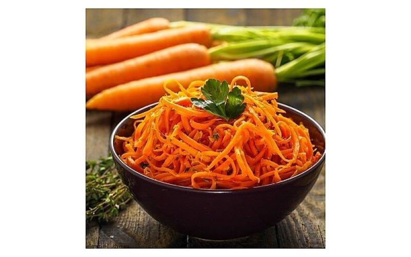 Морковь «По‑корейски»