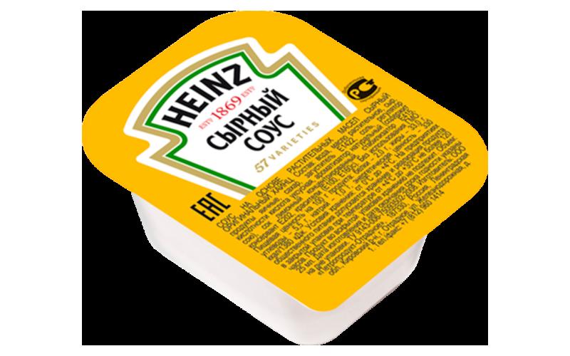 Соус Heinz «Сырный»