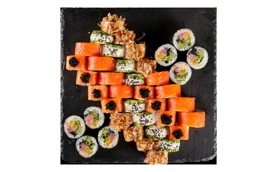 Суши-сет «Азиатский» на четверых