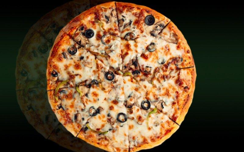 Пицца «Мимоза»
