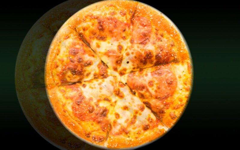 Пицца «Тирольская»
