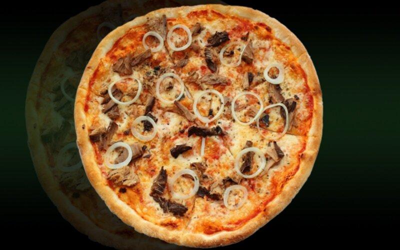 Пицца «Тонно»