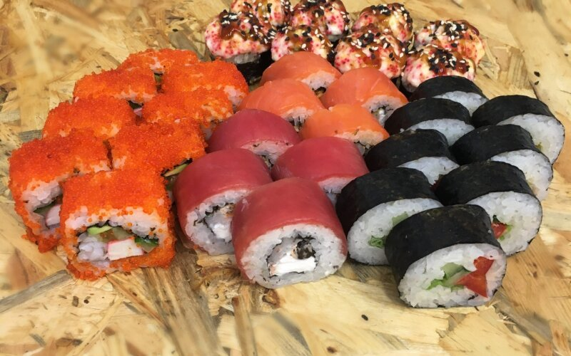 Суши-сет «Касиба»
