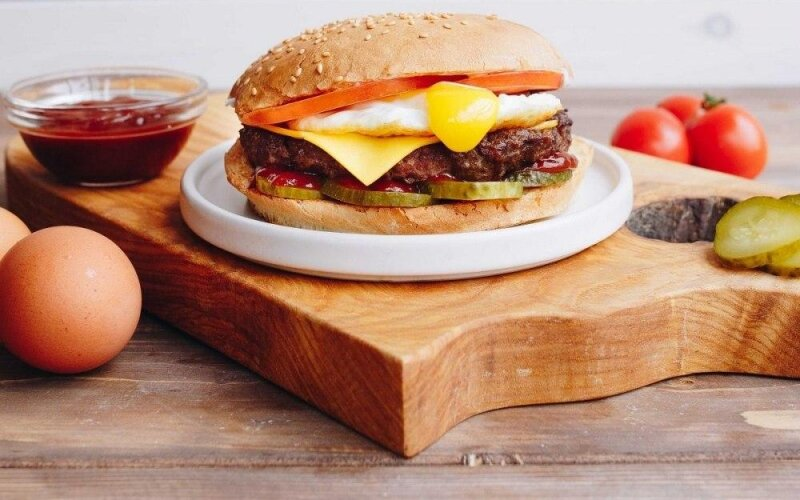 Бургер «Нокаут»
