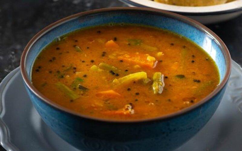 Суп «Самбар»