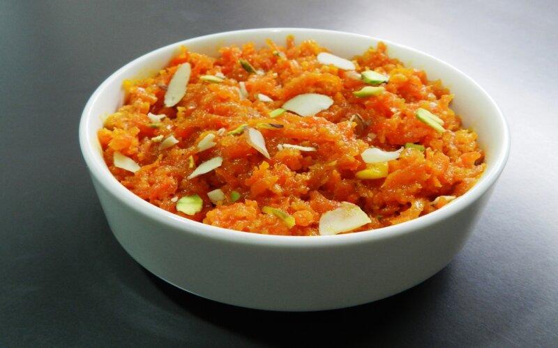 Халва морковная