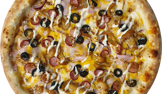 Пицца «Тестоместо»