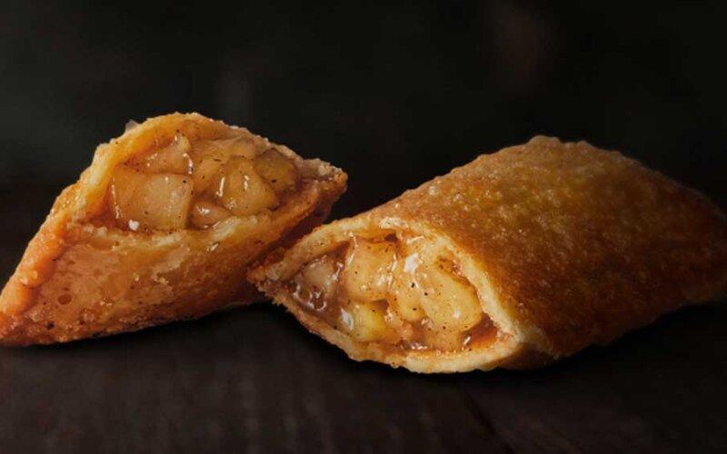 Пирожок «Хрустящий» с вишнёвой начинкой