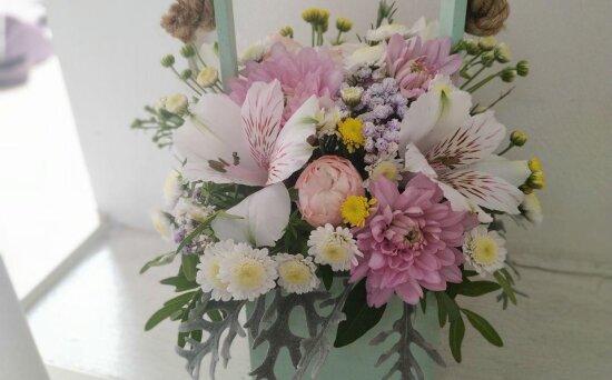 Цветочный ящик№4