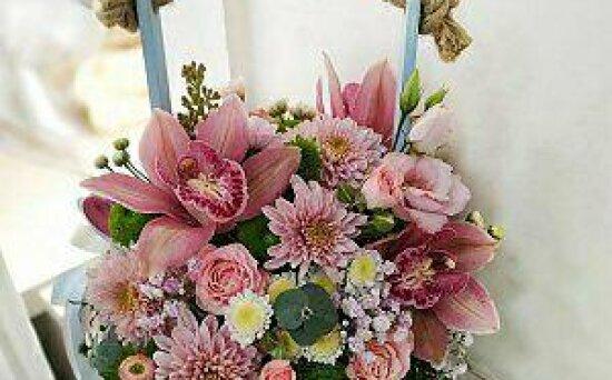 Цветочный ящик№2