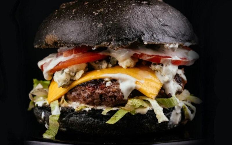 Бургер «Блю-чиз»